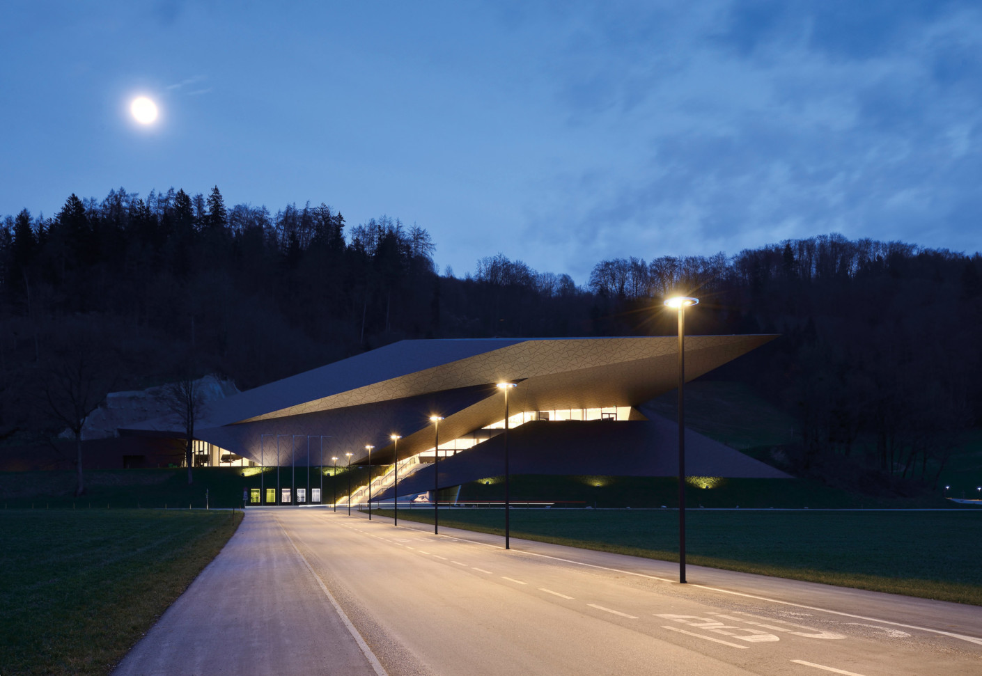 Festival hall erl by ewo stylepark for Festival hall in erl
