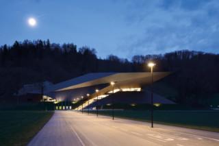 Festival hall, Erl   by  ewo