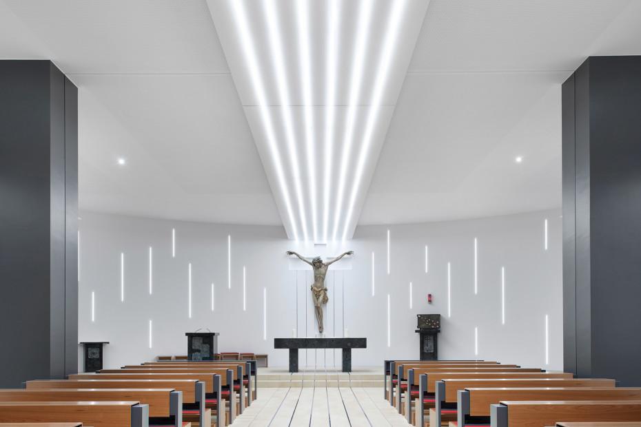 Krankenhauskapelle, Ried
