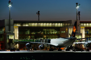 Flughafen München  von  ewo