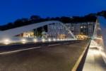 Pont Schuman, Lyon  by  ewo