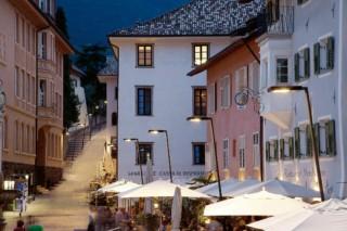 Village redesign, Caldaro  by  ewo