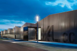 XAL Competence Center, Graz  by  ewo