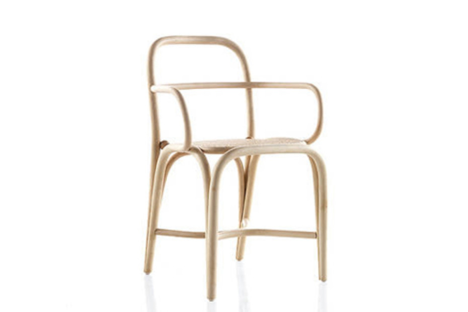 Fontal Stuhl mit Armlehnen T011 R