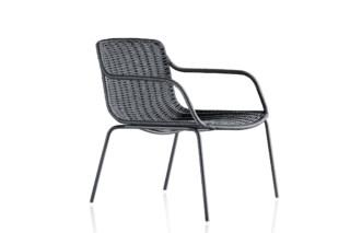 Lapala niedriger Sessel  von  Expormim