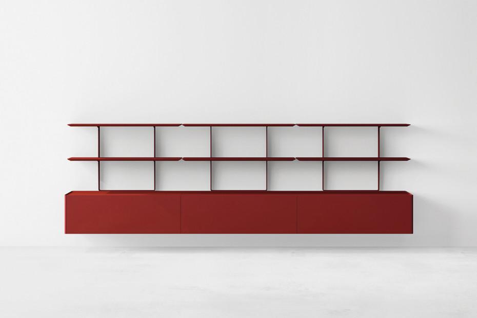 Team TV module 2 drawers