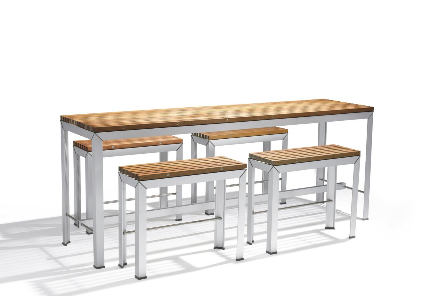 extempore tisch hoch von extremis stylepark. Black Bedroom Furniture Sets. Home Design Ideas