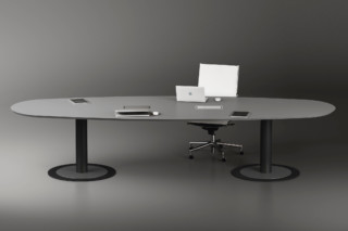 TR meeting tables  by  Fantoni