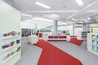 Library St. Lamberti, Ochtrup  by  FINDEISEN