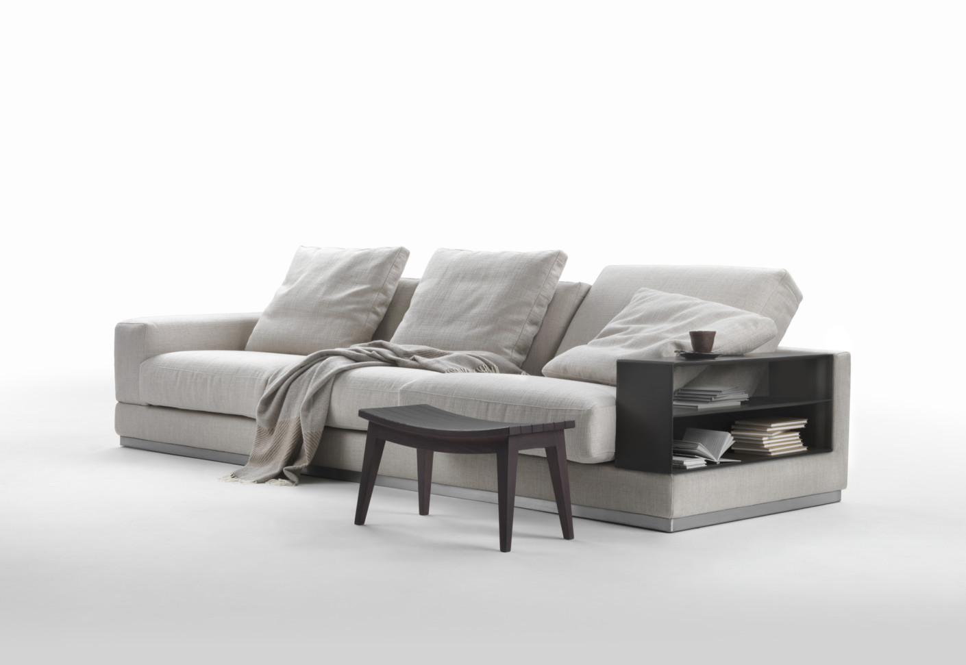big bob modular sofa by flexform stylepark. Black Bedroom Furniture Sets. Home Design Ideas