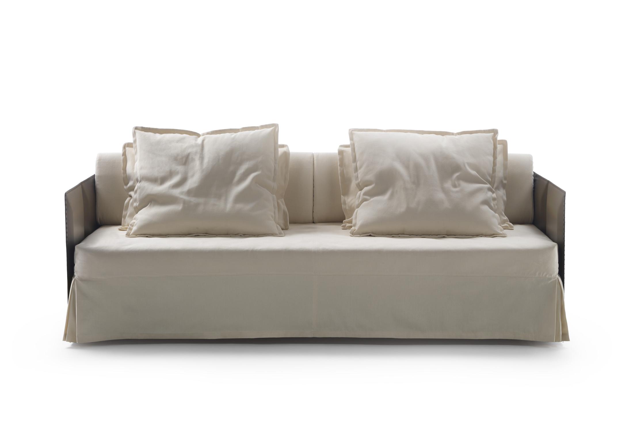eden sofa bed by flexform stylepark. Black Bedroom Furniture Sets. Home Design Ideas