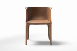 Isabel with armrests  by  Flexform