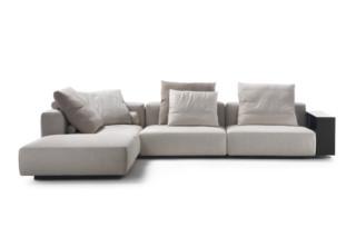 Lario Sofa  von  Flexform