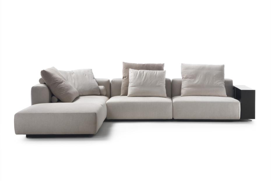 lario sofa von flexform stylepark. Black Bedroom Furniture Sets. Home Design Ideas