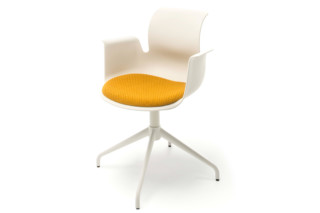 PRO ARMCHAIR 4-Star with seat padding  by  Flötotto
