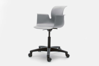 PRO ARMCHAIR swivel chair  by  Flötotto