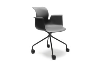 PRO ARMCHAIR X-Frame swivel chair  by  Flötotto