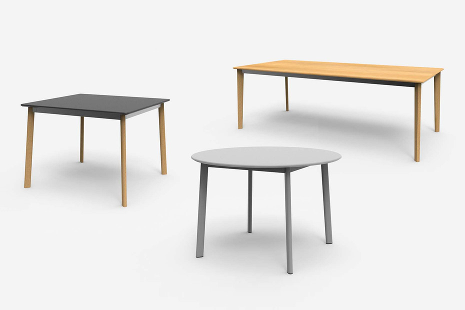 PRO table wood
