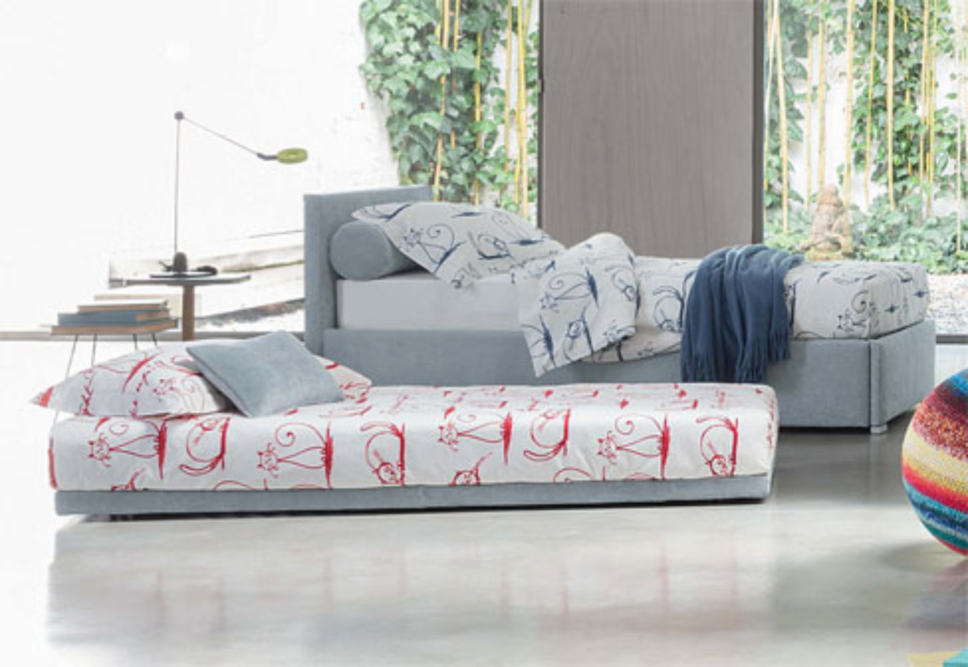 Biss a doppelbett von flou stylepark - Acerbis mobili outlet ...