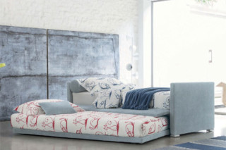 Biss E double bed  by  FLOU