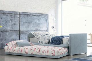 Biss E Doppelbett  von  FLOU