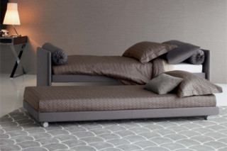 Duetto two single beds  by  FLOU