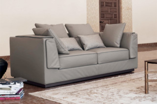 Gentleman sofa 2-seater  by  FLOU