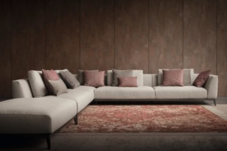 Olivier corner sofa  by  FLOU