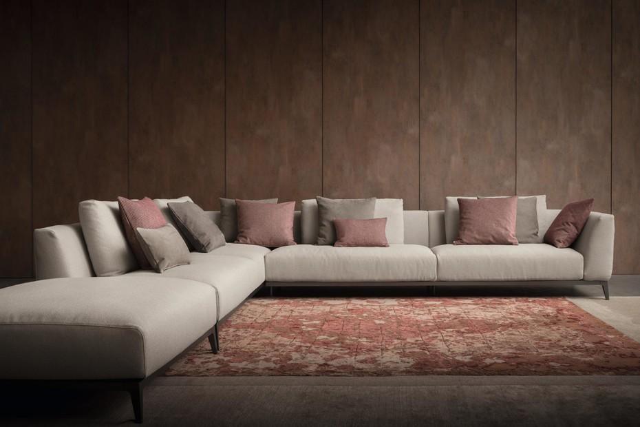 Olivier corner sofa