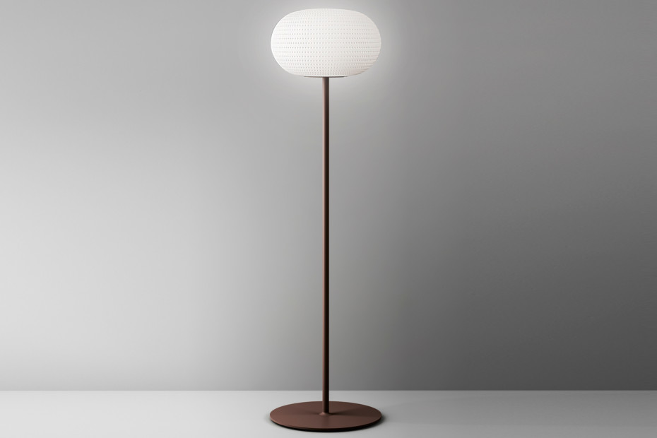 Bianca floor lamp