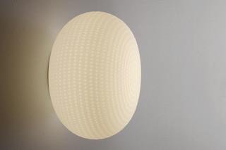 Bianca wall lamp  by  FontanaArte