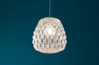 Pinecone pendant luminaire  by  FontanaArte