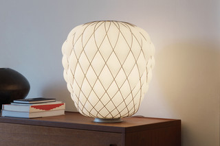 Pinecone table lamp  by  FontanaArte
