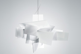 Big Bang L suspension lamp  by  Foscarini