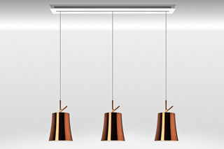Birdie 3 suspension lamp  by  Foscarini