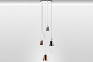 Birdie 5 suspension lamp  by  Foscarini