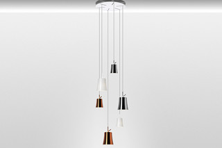 Birdie 5 suspension lamp  by  Foscarini