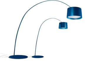 Twice As Twiggy floor lamp  by  Foscarini
