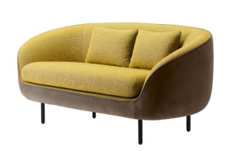 Haiku Low Back two-seater  by  Fredericia