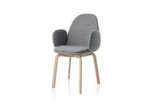 SAMMEN™ with arms  by  Fritz Hansen