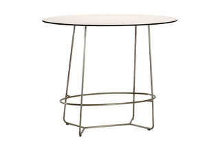 Pan bar table ellipse  by  Garpa