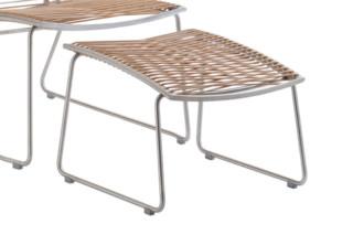 Pan Hocker für Lounge Chair  von  Garpa