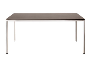 Portland table stainless steel  by  Garpa