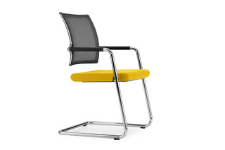Camiro cantilever chair  by  Girsberger
