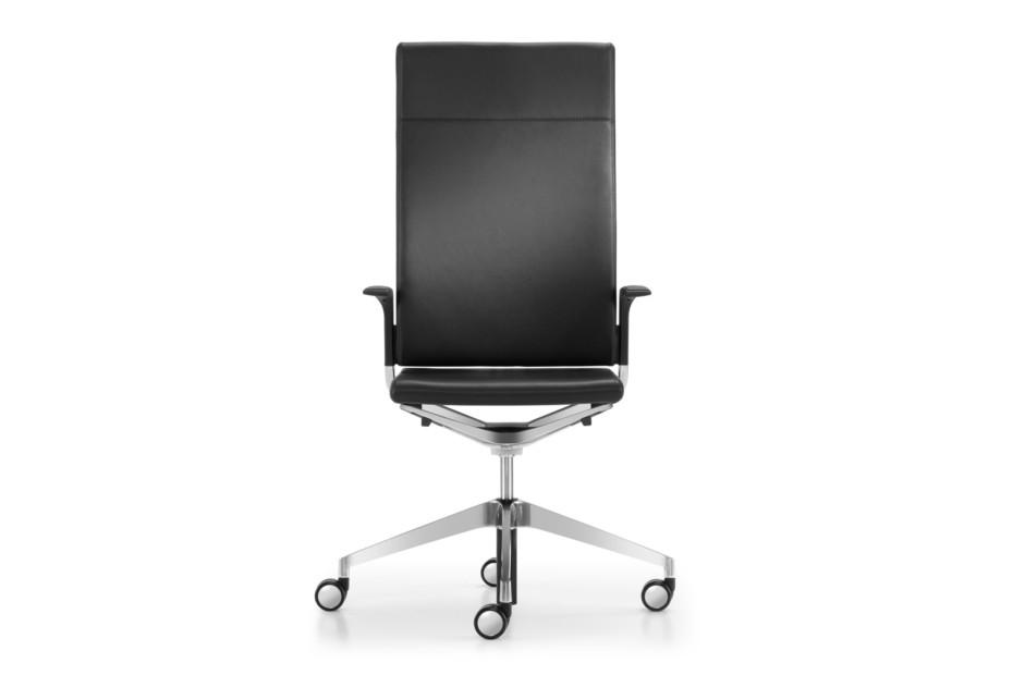Camiro swivel chair upholstered L