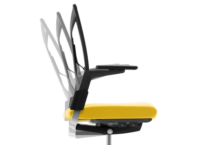 Camiro swivel chair