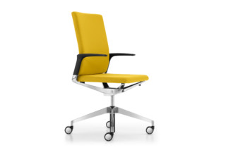 Camiro work&meet swivel chair upholstery  by  Girsberger