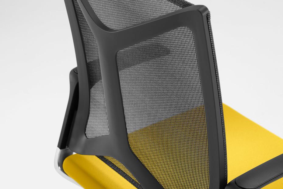 Camiro work&meet swivel chair