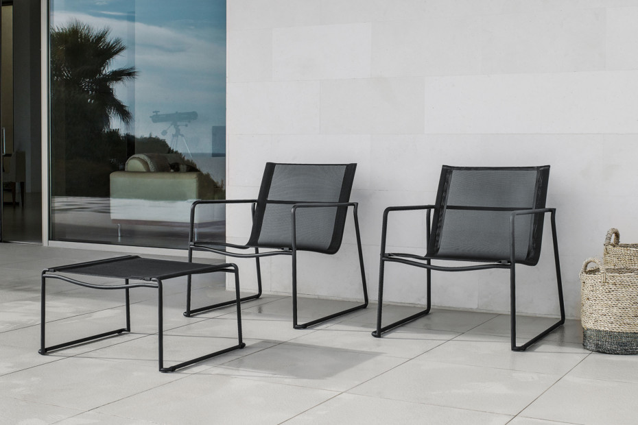 Asta Stacking Lounge Chair