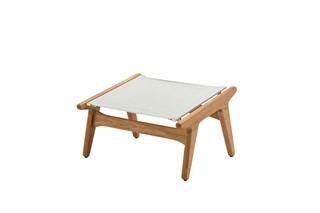 Bay Fußbank  von  Gloster Furniture